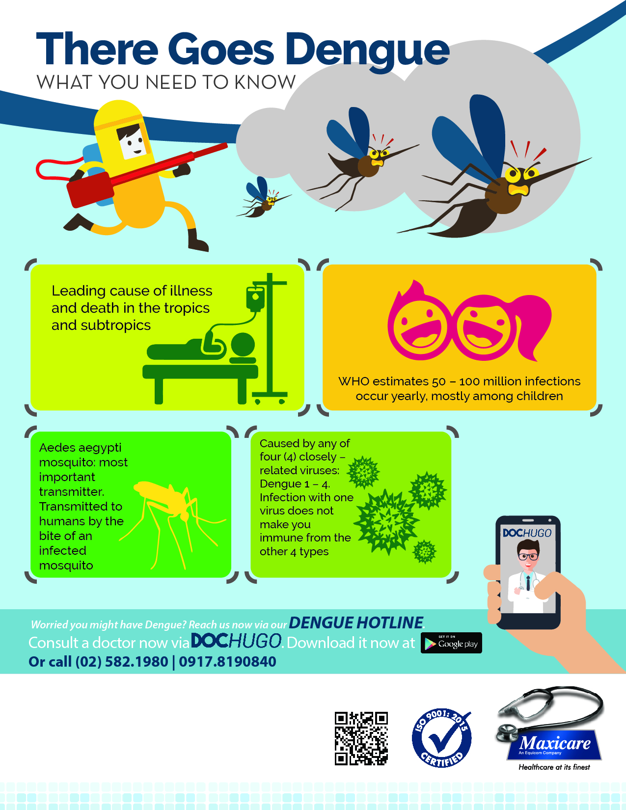 Dengue Fever Infects La Fte De >> There Goes Dengue What You Need To Know